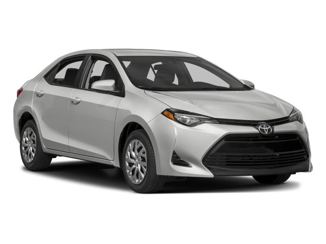 2017 Toyota Corolla Le In Norwich Ct Nissan Of