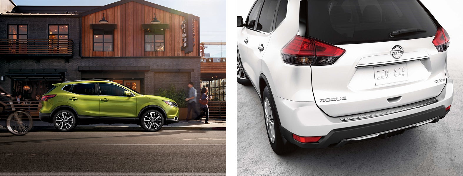 New Nissan Rogue Lease Offer